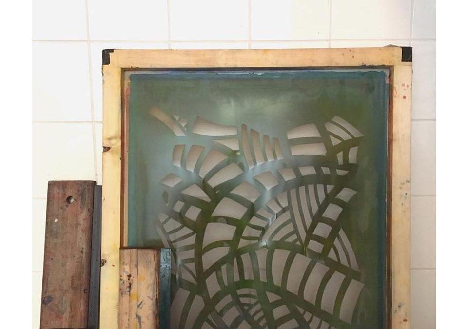 impression textile au cadre M3TISS