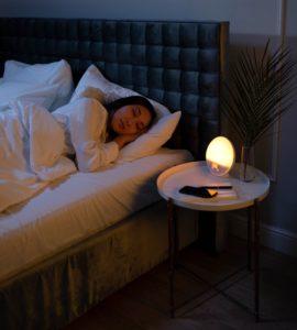 lit et matelas confortable